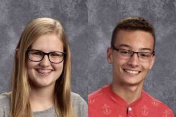 October Students' of the Month