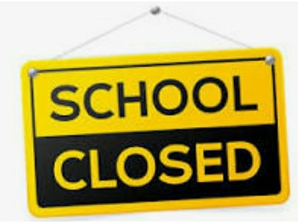 School closed Feb. 16