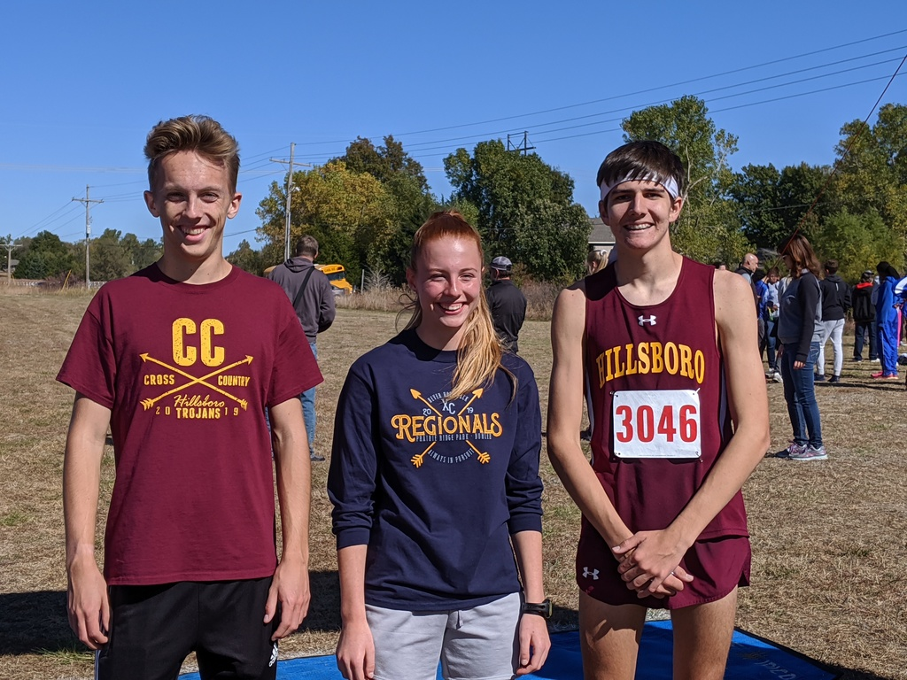 State Cross Country Runners